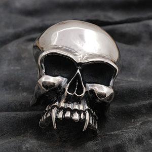 Evil Skull belt buckle