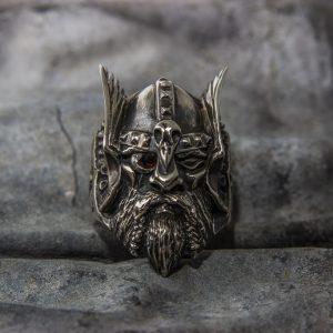 Odin w/ silver detail