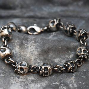 Classic Skull Bracelet (Copy) (Copy)